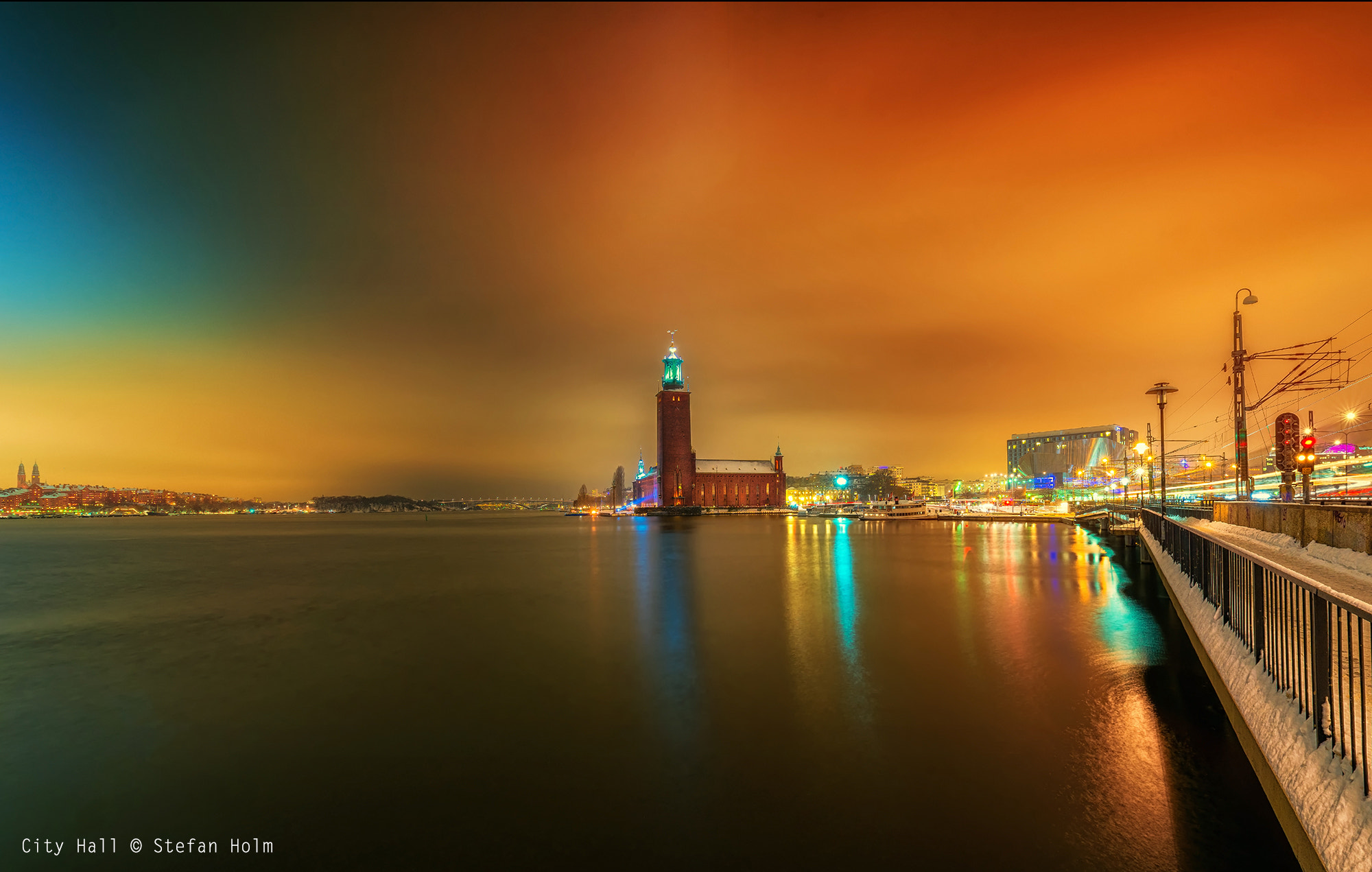 Photograph City Hall by Stefan Holm on 500px