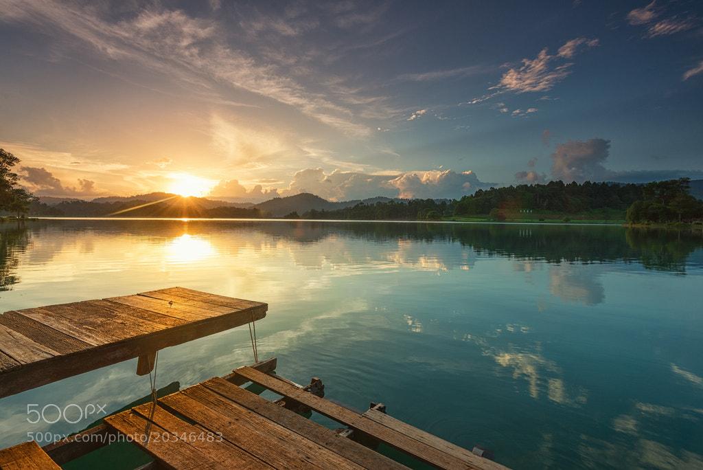 Photograph Princess Lake by Yusri Salleh on 500px