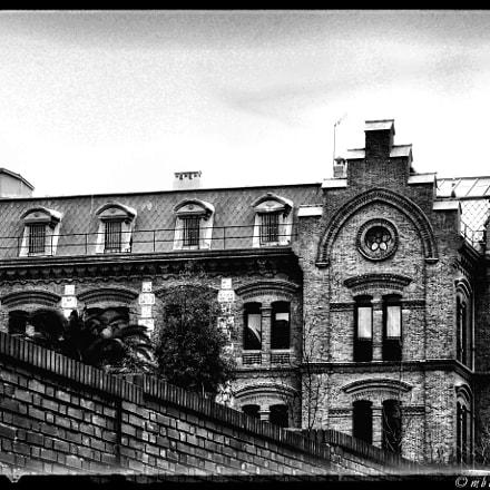 Old architecture, Sony DSC-HX90, Sony 24-720mm F3.5-6.4