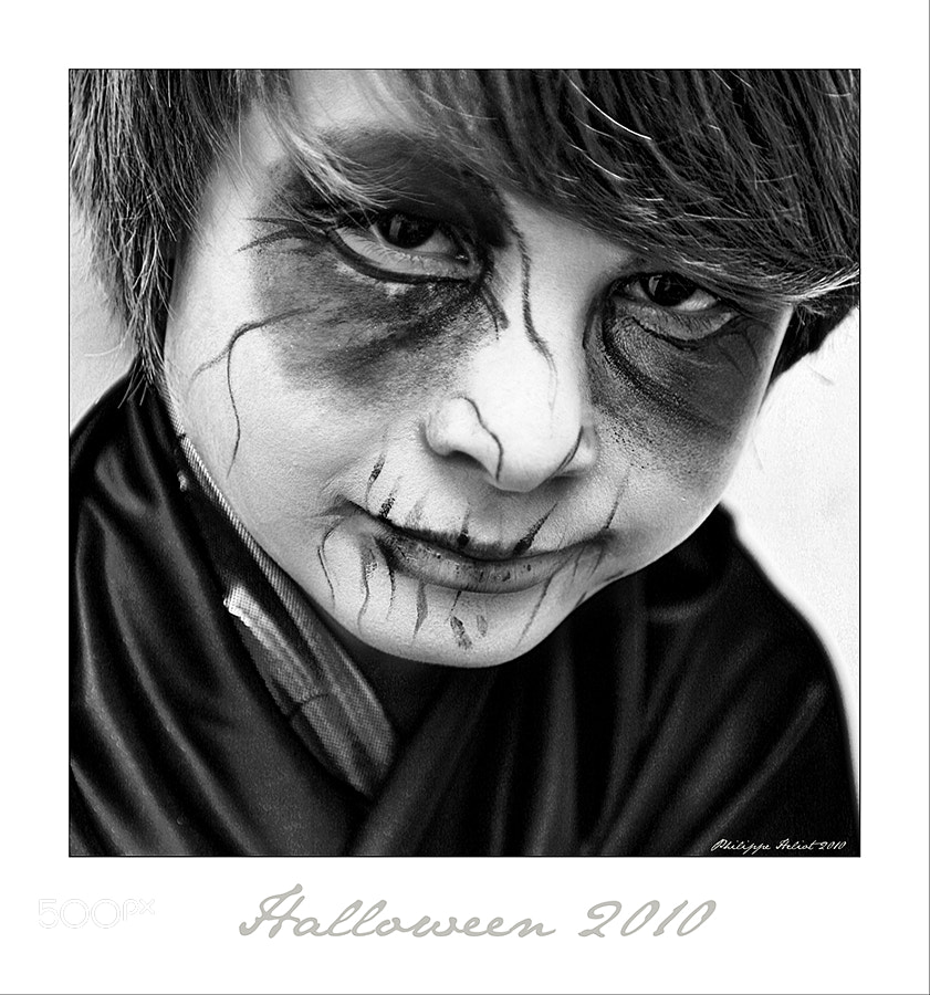 Photograph Halloween 2010 by Philippe Heliot Photographe on 500px