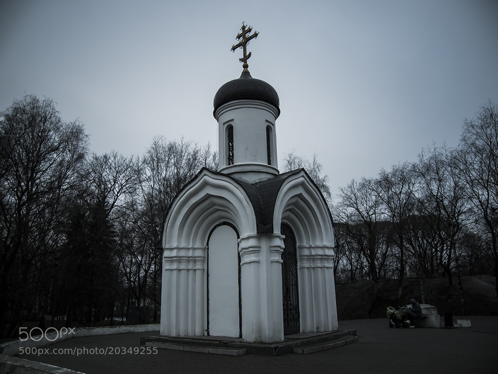 Photograph Chapel by Artem Malikov on 500px
