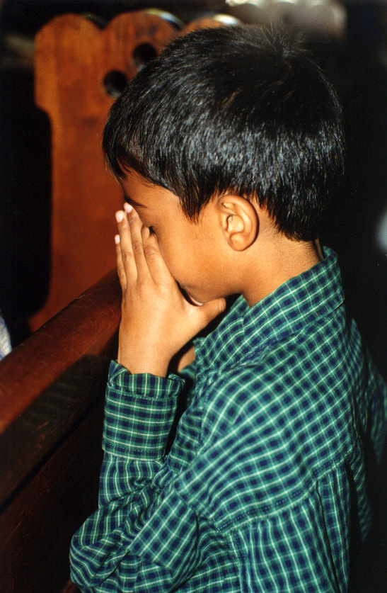 Photograph Jordan in Prayer by Dr Russell H. Chatoor on 500px