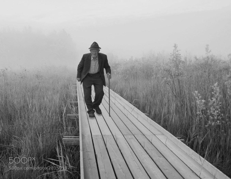 Photograph Hopeless Wanderer by Pontus Wennergren on 500px