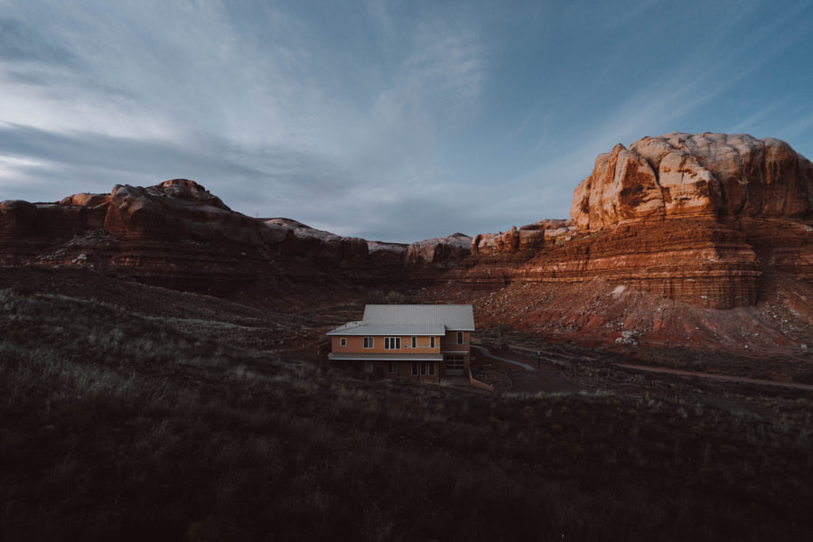 House in Bluff by Julian Thomas on 500px.com