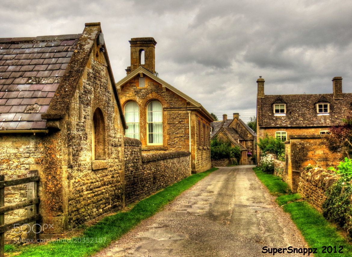 Photograph Down The Lane by Super Snappz on 500px