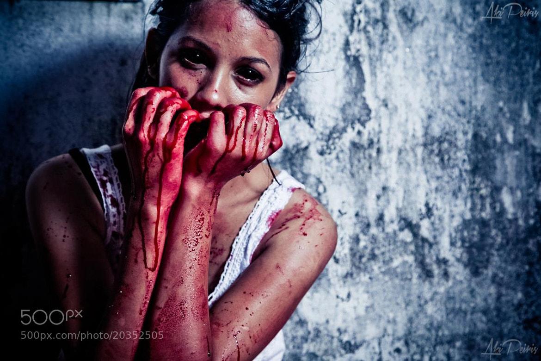 Photograph Hurt by Aki Peiris on 500px