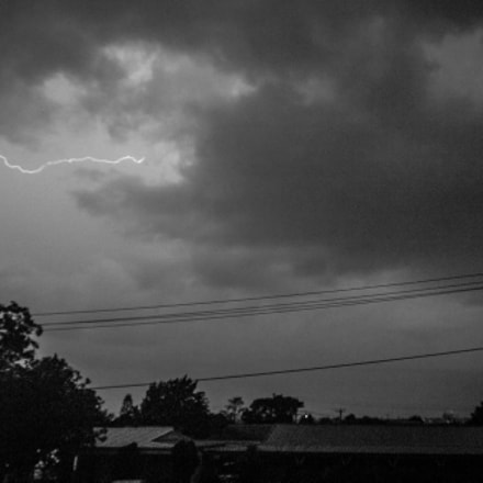 Lightning Captured, Pentax K-7, smc PENTAX-DA 17-70mm F4 AL [IF] SDM