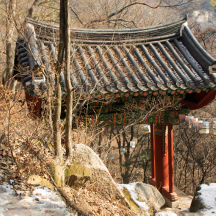 Temple Gate, Canon EOS 60D, Tamron AF 18-270mm f/3.5-6.3 Di II VC LD Aspherical [IF] Macro