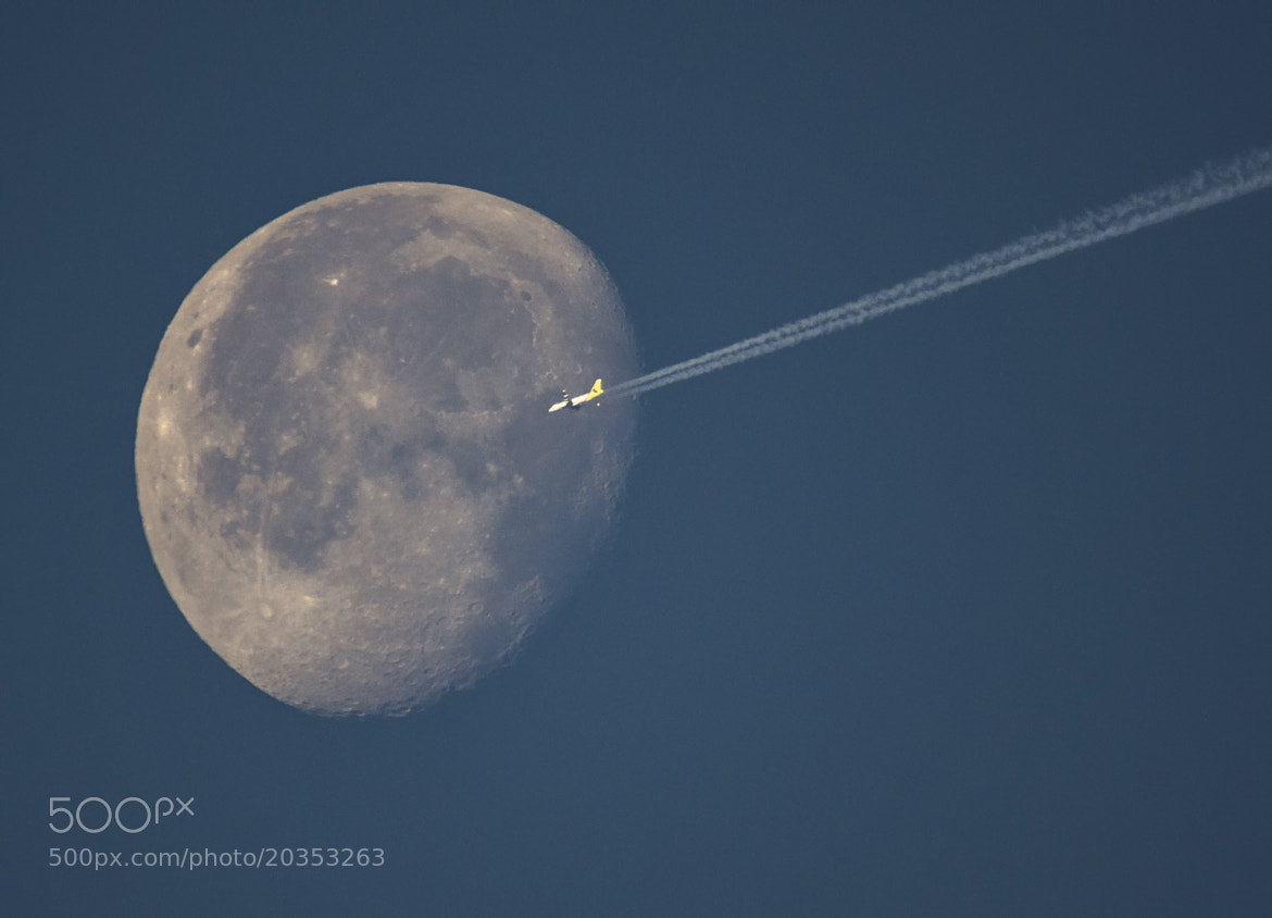 Photograph Trip to the moon! by Emanuel Fernandes on 500px
