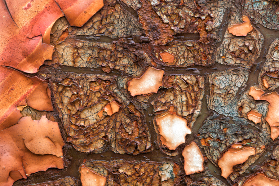 Rust patterns