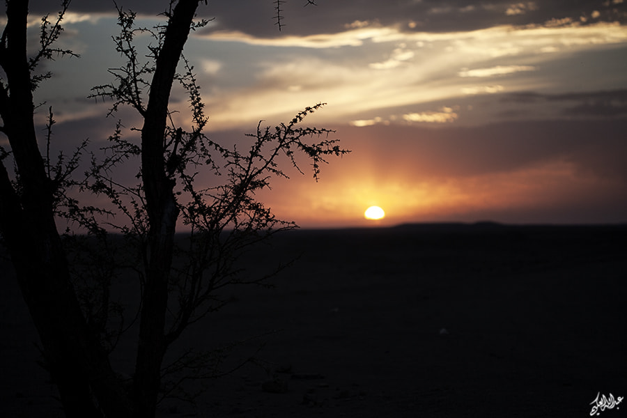 Photograph sunset  by Abdullah Al-Okime on 500px