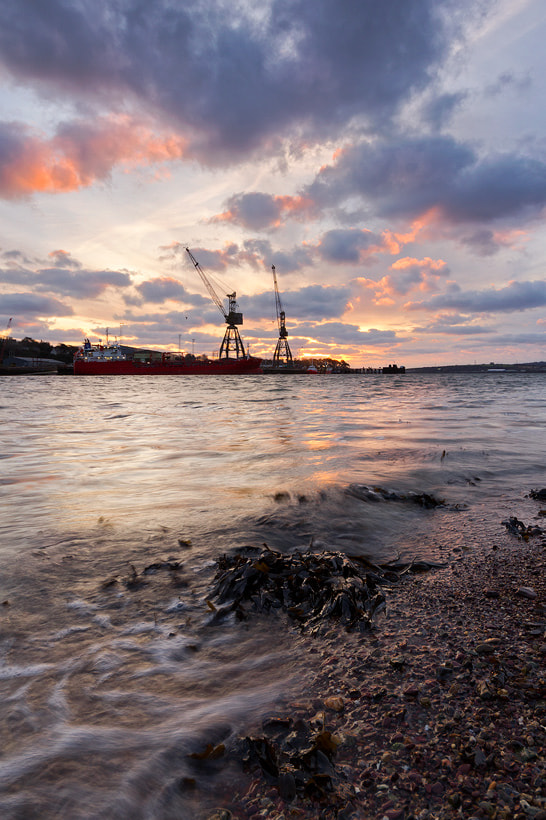 Photograph Monkstown Sunrise by Conal Thomson on 500px