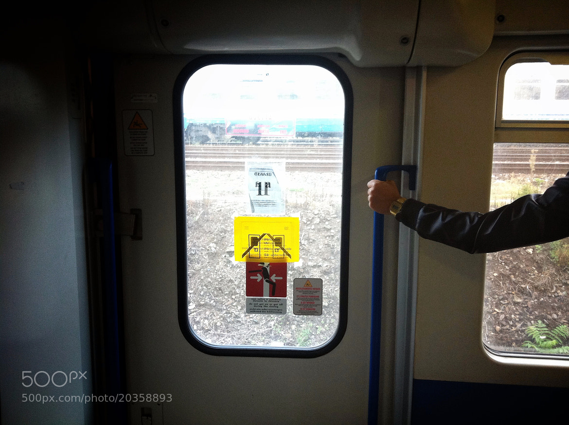 Photograph The commuter by Alessandro Greganti on 500px