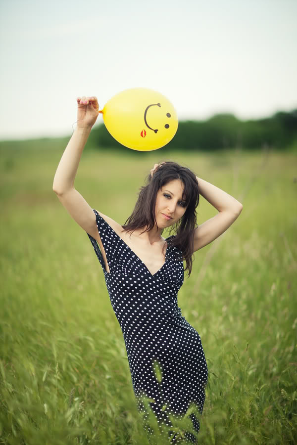 Photograph yellow smile by George Ivanov on 500px