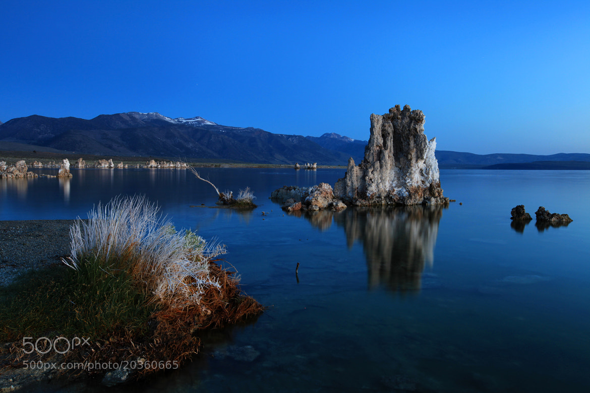 Photograph Mono Lake at Dawn by Jacky CW on 500px