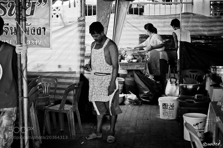 Photograph 泰国的路边餐馆 by Teddy Ye on 500px