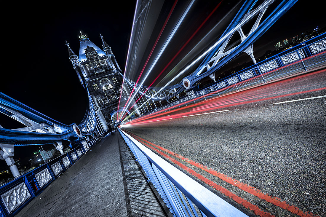 Photograph Tower Bridge by pixeldreamer  on 500px