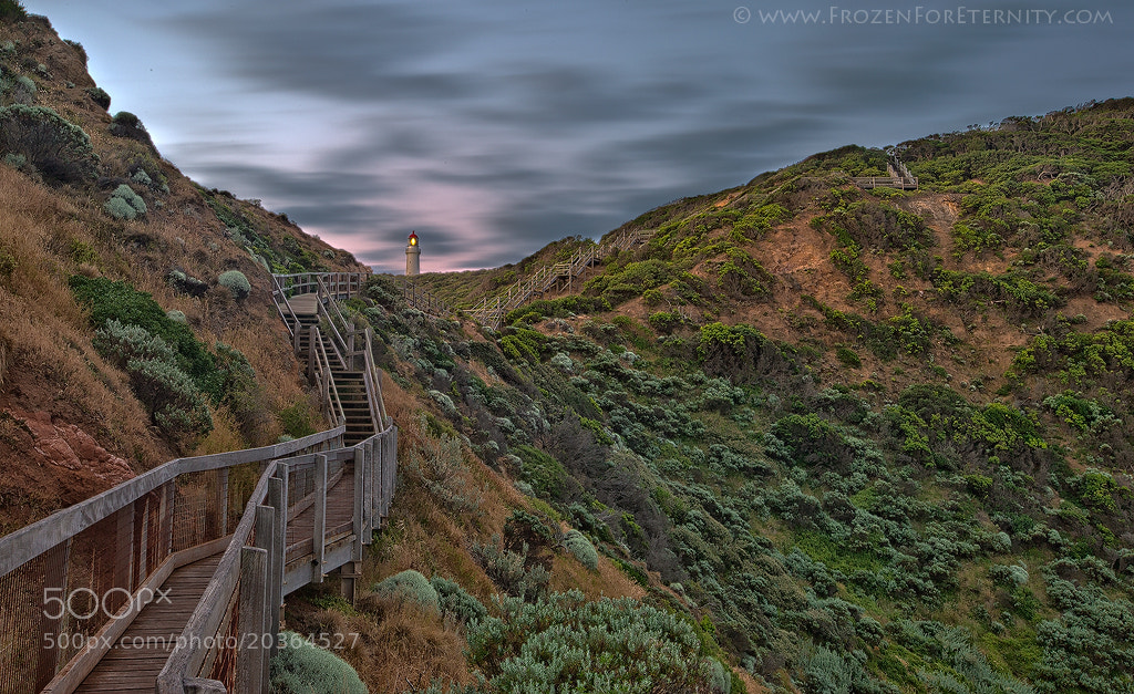 Photograph Cape Schanck Lighthouse by Santanu Banik on 500px