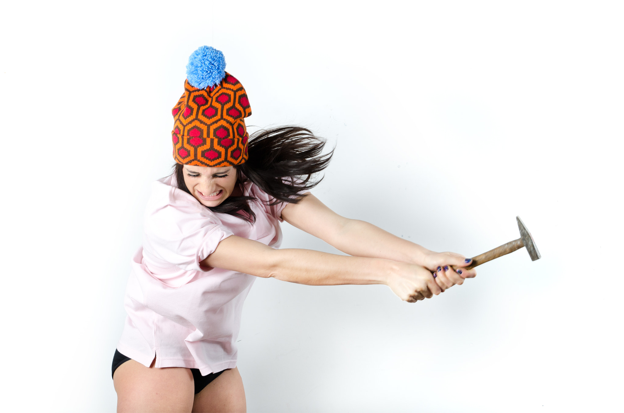 Photograph Shinign beanie product shoot by Danny Allison on 500px