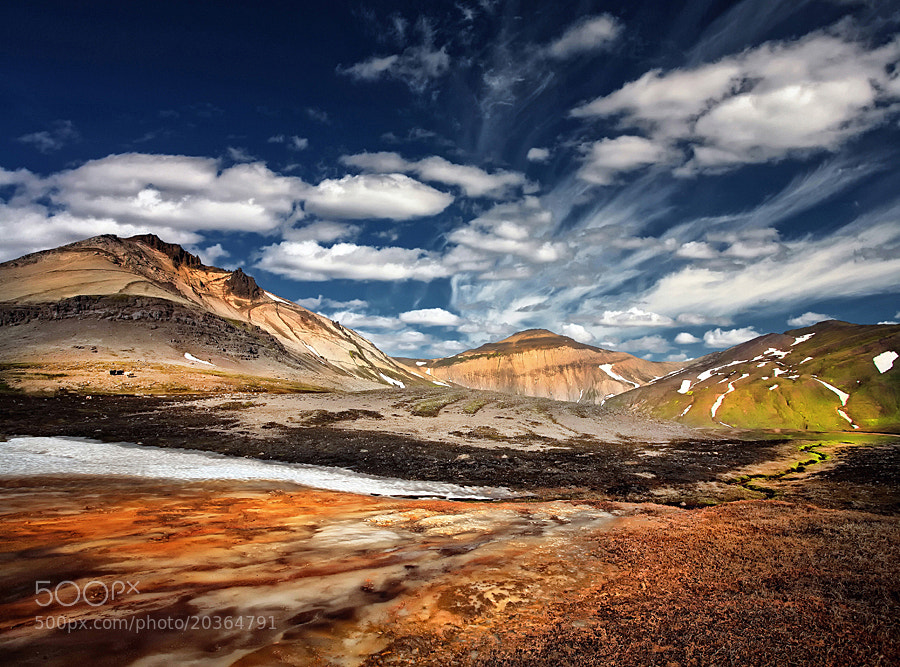 Photograph Untouched Nature by Þorsteinn H Ingibergsson on 500px