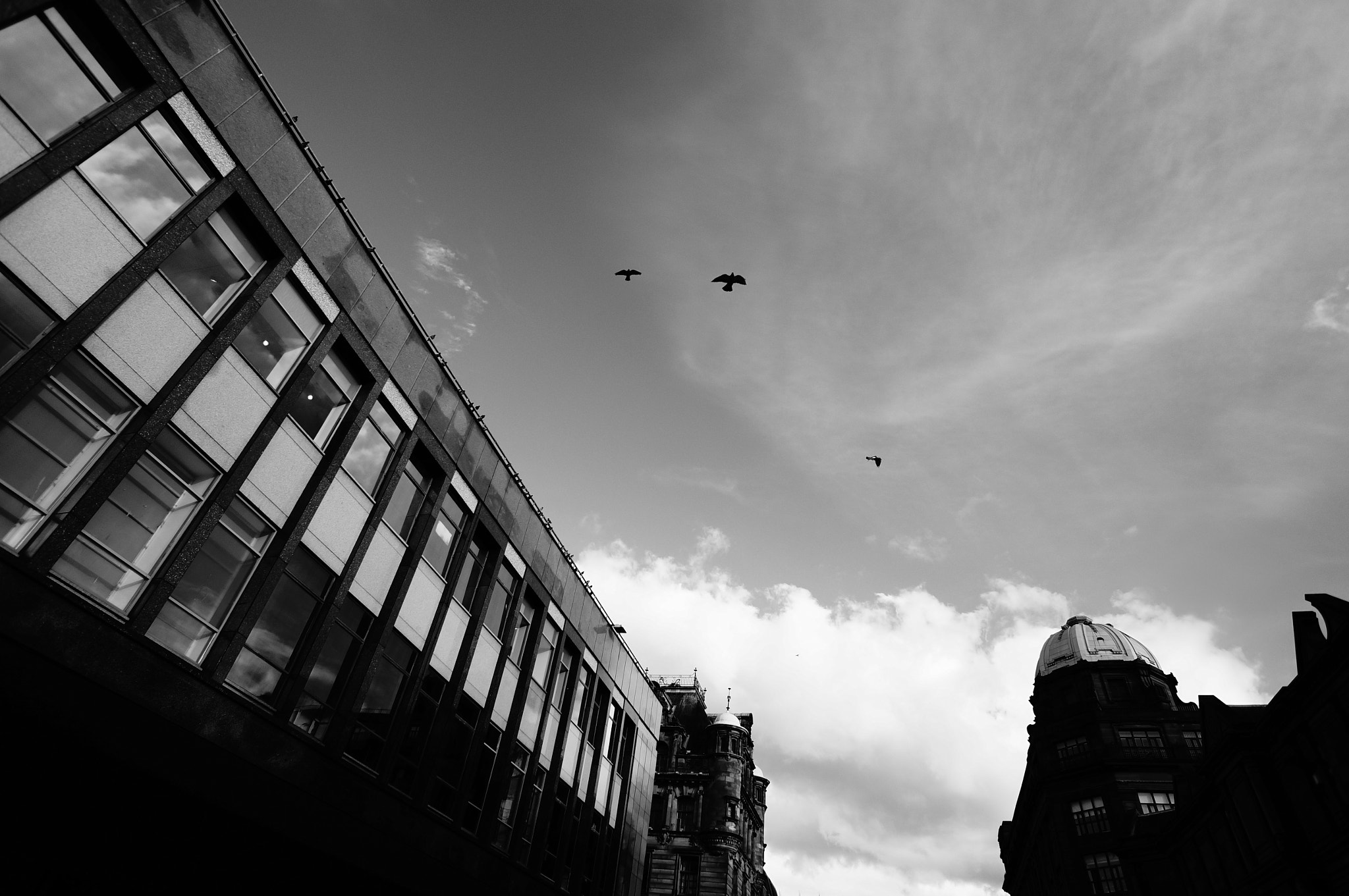 Photograph Glasgow Street by Zhenyu Huang on 500px