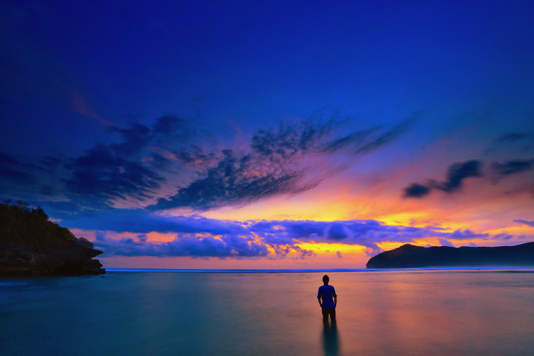 Photograph Standing Alone by Iman Firmansyah on 500px