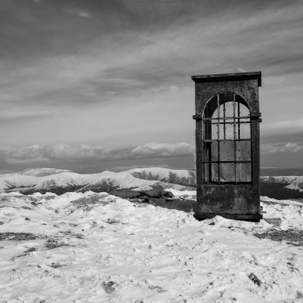 Not a phone booth, Sony SLT-A99V, Sigma 17-70mm F2.8-4.5 (D)