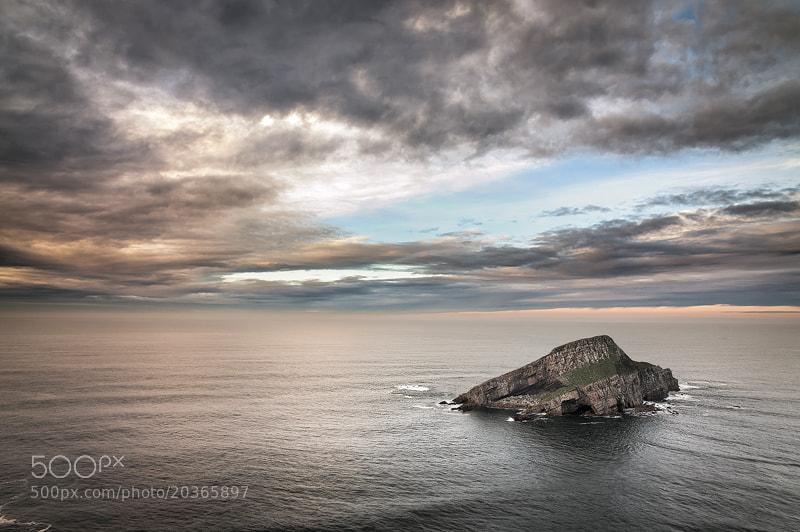Photograph Isla de Deva by Alberto García on 500px