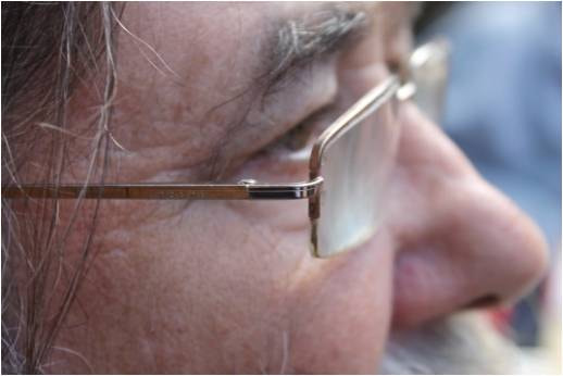 Photograph The man in the prada glasses by Bonnie  Power on 500px