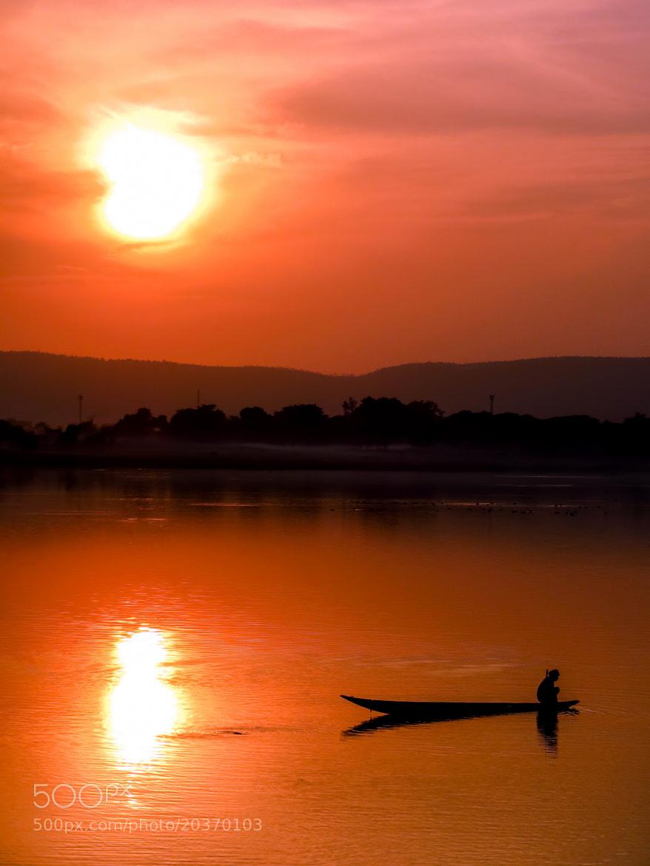 Photograph Sunset  by Prashant Gupta on 500px
