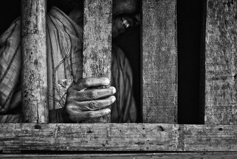 Photograph A Human in Cage by Firman Maulana on 500px