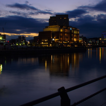Reflection, Canon EOS 1100D, Canon EF-S 18-55mm f/3.5-5.6 IS STM