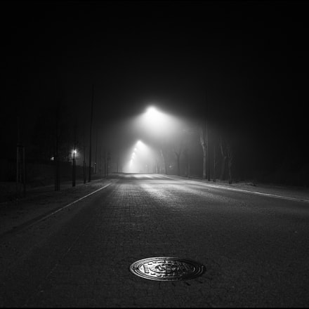 Nocturne, Canon EOS 6D, Canon EF 24mm f/2.8 IS USM