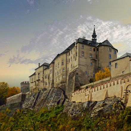 Cesky Sternberk castle (Czech republic)