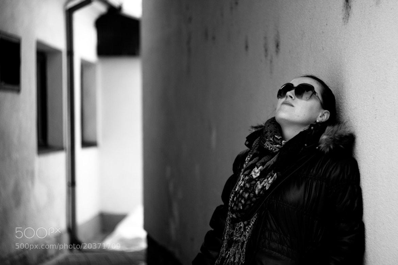 Photograph Look Up by Nemanja Starčević on 500px