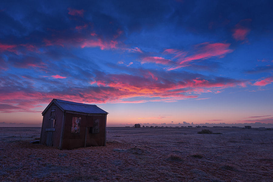 Photograph Dungeness Dawn by Louis Neville on 500px