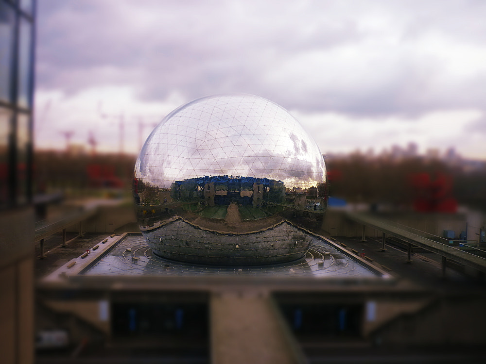 Photograph Géode sur un plateau by Julien  on 500px