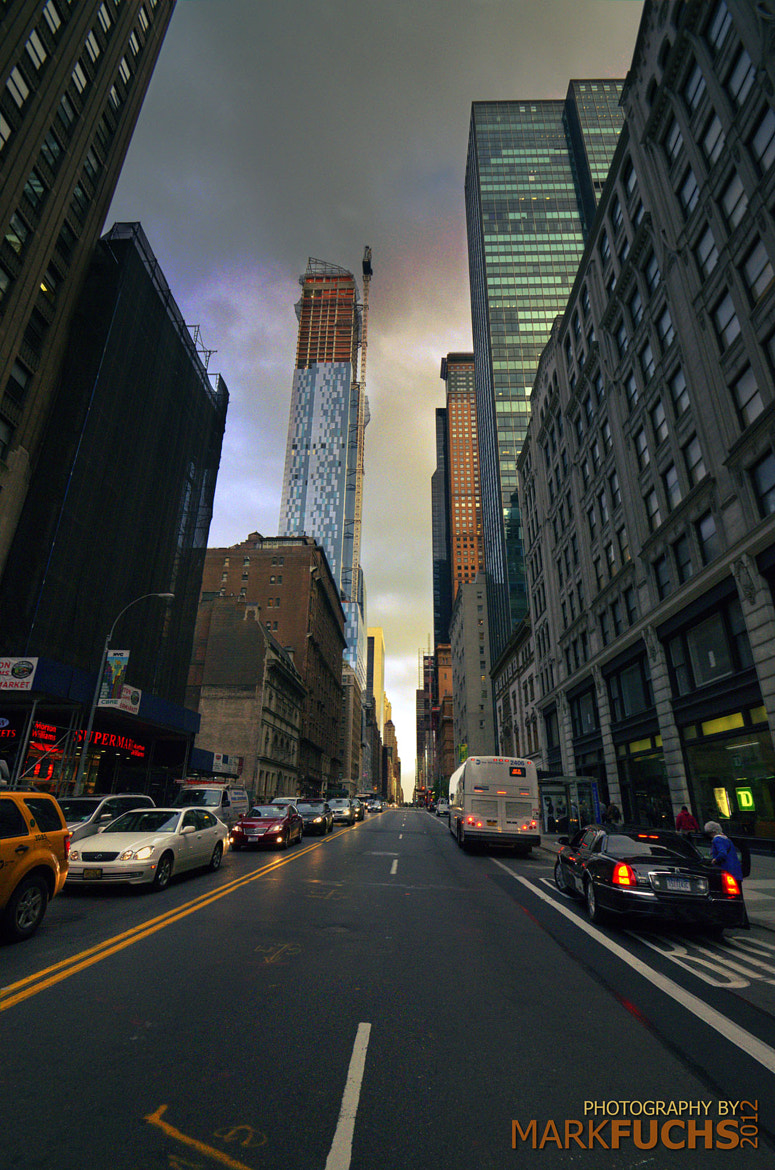 Photograph Broadway & W 57th St. - NYC by Mark Fuchs on 500px