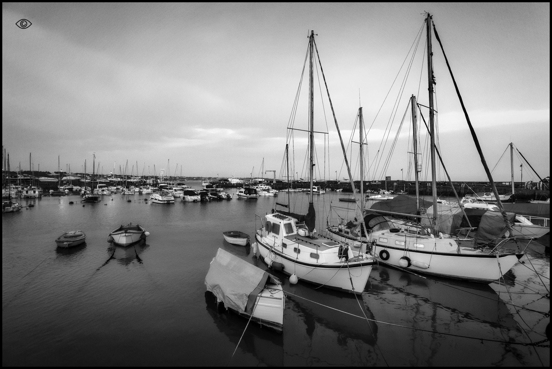 Harbour Sunset l