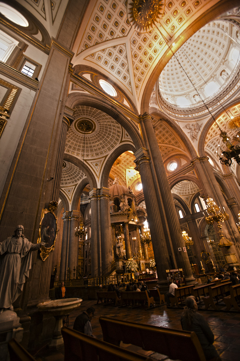 Photograph Puebla's Cathedral by Cristobal Garciaferro Rubio on 500px