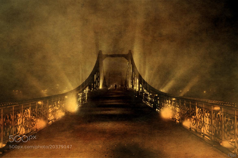 Photograph On the bridge..... by Olga Rumyantseva on 500px