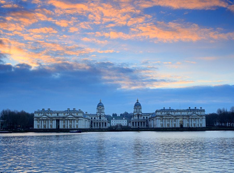 Greenwich Sunrise