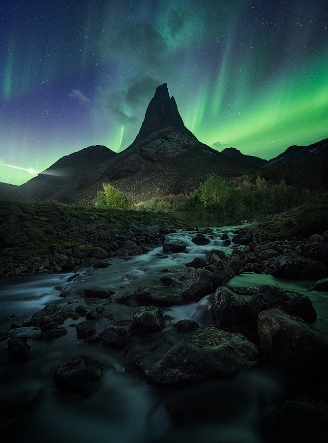 Norway in pure form by Felix Inden on 500px.com