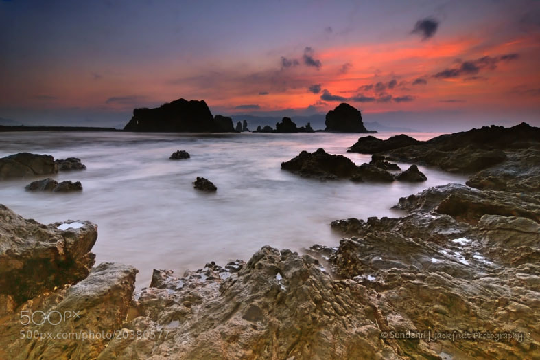 Photograph Payangan Beach in the Morning by Sundahri Ir. on 500px
