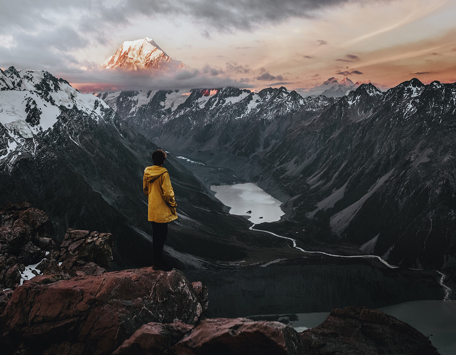 Mt Cook by Florian Wenzel on 500px.com
