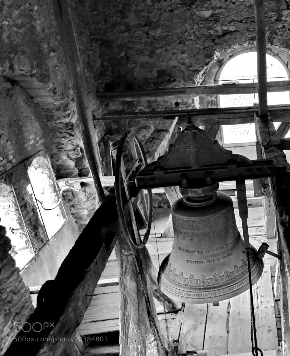Photograph Church bell by ionutmarcel on 500px