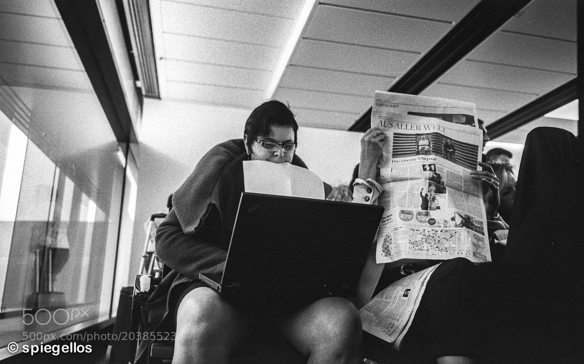 Photograph eat paper by Spiegellos  on 500px