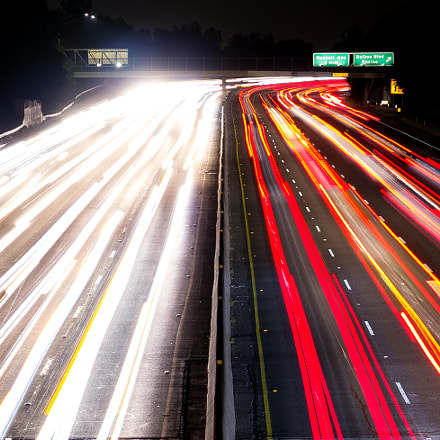 Light Trails, Panasonic DMC-GH2