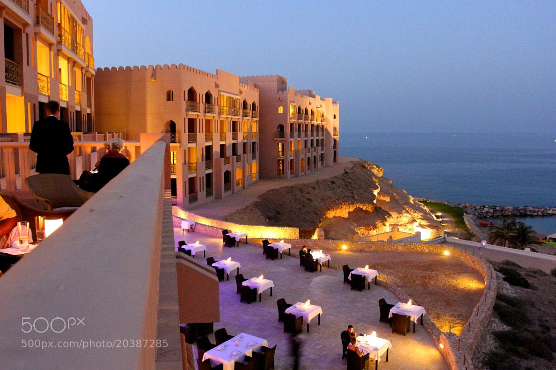 Photograph Terrace Al Husn Hotel by Guido Merkelbach on 500px