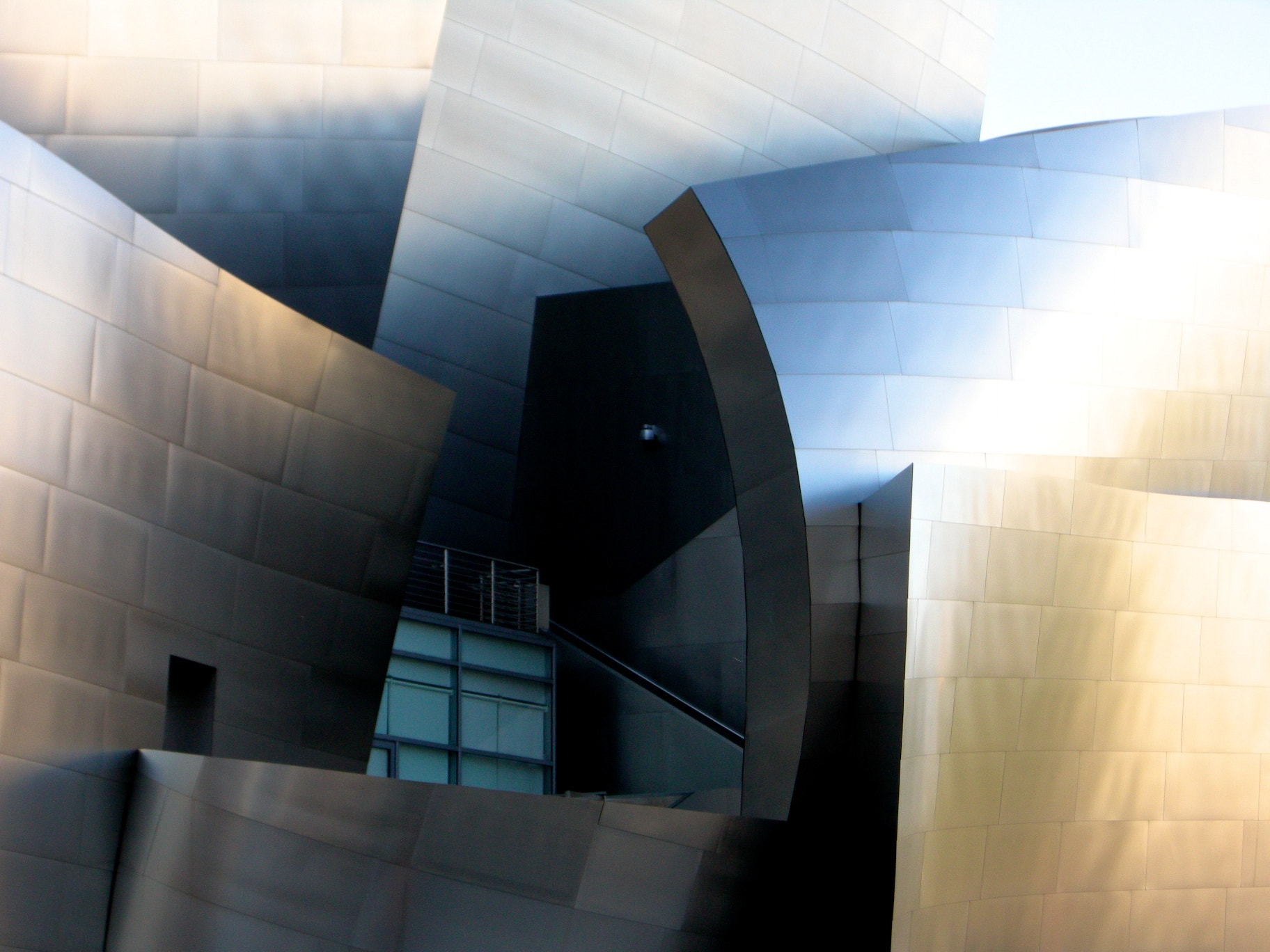 Photograph LA Disney Concert hall by Guido Merkelbach on 500px